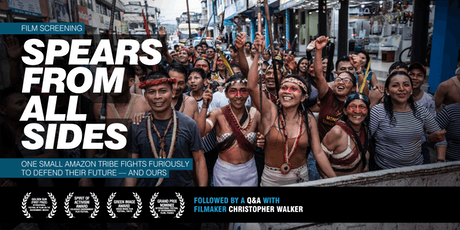 Film Screening: Spears From All Sides tickets