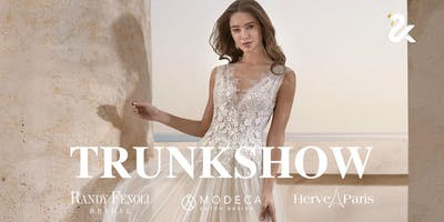 Trunkshow Modeca, Randy Fenoli & Herve Paris