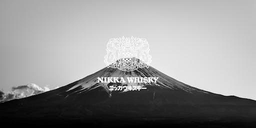 NIKKA WHISKY TASTING ニッカウイスキー