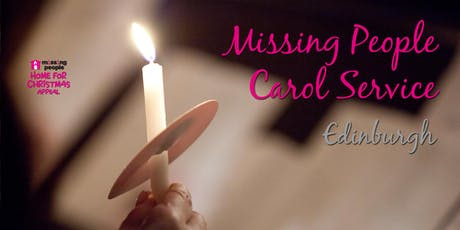 Missing People Carol Service Scotland  2019 tickets