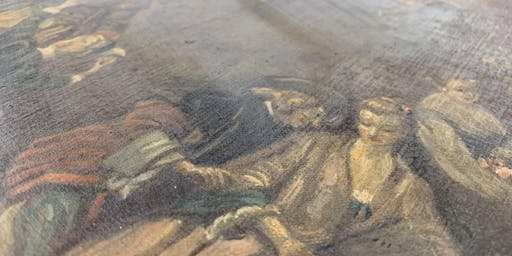 Meet the Conservators: Fine art restoration evening with free consultations
