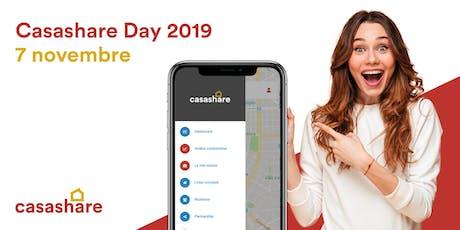 Casashare Day 2019 biglietti