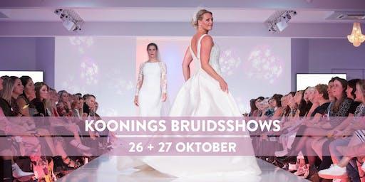 Bruidsshow Koonings