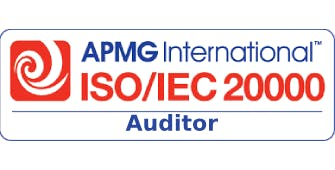 APMG – ISO/IEC 20000 Auditor 2 Days Virtual Live Training in Zurich