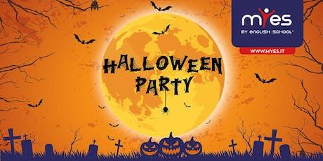 Halloween Party billets