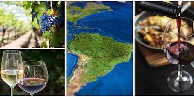 South American Wine and Tasting Menu