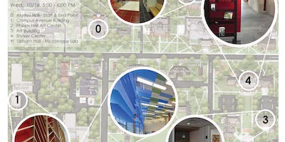 Miami University Building Tours with AIA Dayton Architects