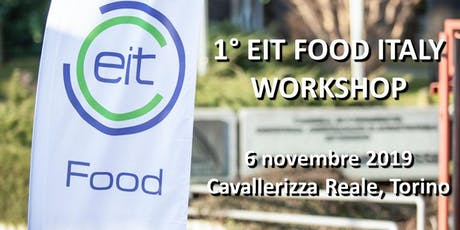EIT Food Italy Workshop tickets
