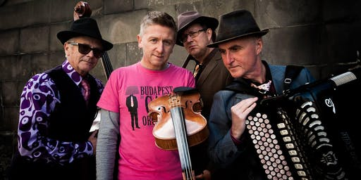 New Budapest Cafe Orchestra