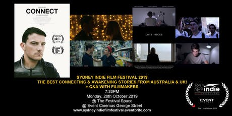 Sydney Indie Film Festival 2019 – Mental Health Awareness Films! tickets