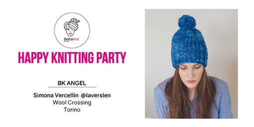 Knitting Party - Rib Twisted Beanie - TORINO