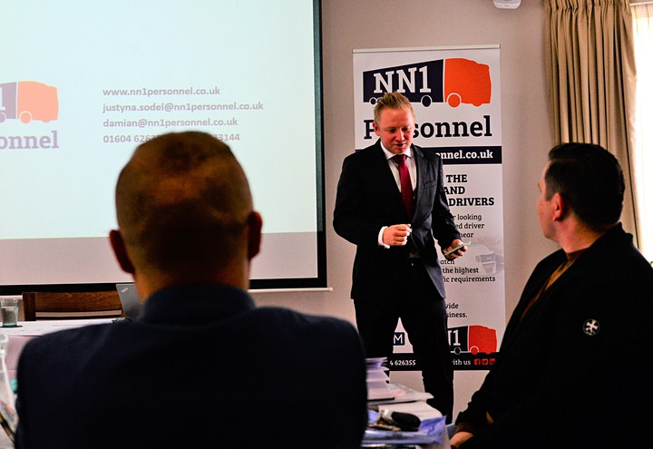 Northampton Transport Conference: Learn, Network, Grow image