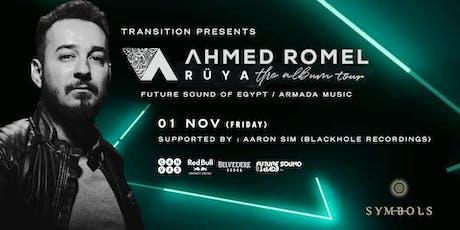 Transition ft Ahmed Romel tickets