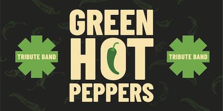 Green Hot Peppers Tributo - Fábrica de Chocolate entradas