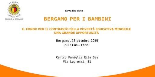 Bergamo per i bambini
