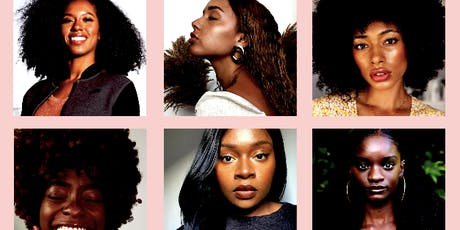 What's new in black hair? tickets