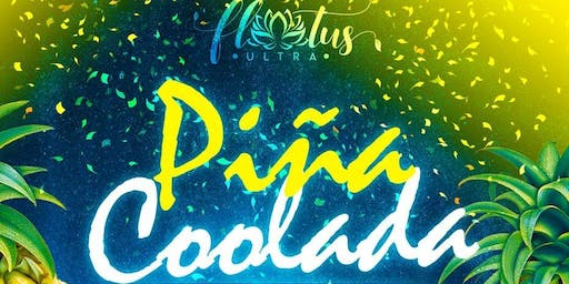 Pina Coolada. The Independence Day Cooler Fete.