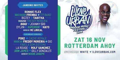 I Love Urban Indoor Festival  tickets