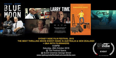 Sydney Indie Film Festival 2019 – Made in Australia & New Zealand tickets