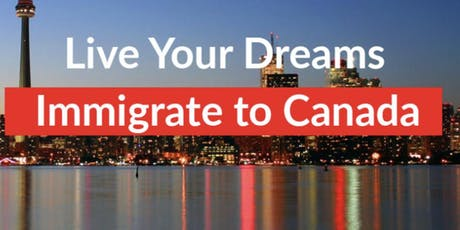 Canadian Immigration Bootcamp ... Early Bird Spots SOLD OUT! tickets