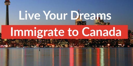 Canadian Immigration Bootcamp ... Early Bird Spots SOLD OUT!