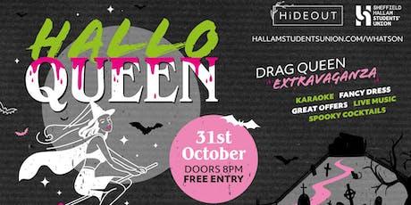HalloQueen tickets