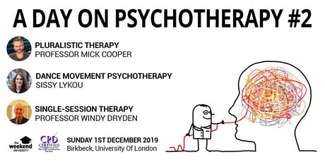 A Day on Psychotherapy #2 tickets