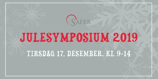 SAFER Julesymposium 2019