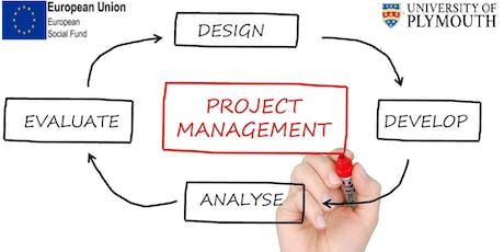 Project Management for Businesses (Exeter) tickets
