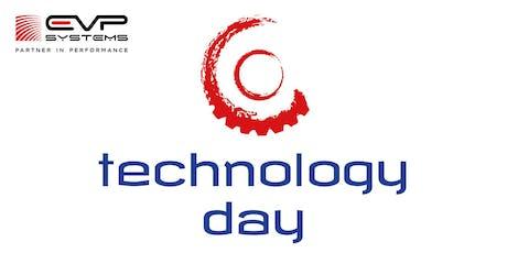 EVP Systems Technology Day biglietti