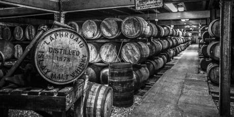 #WhiskyWeds Masterclass with Laphroaig tickets