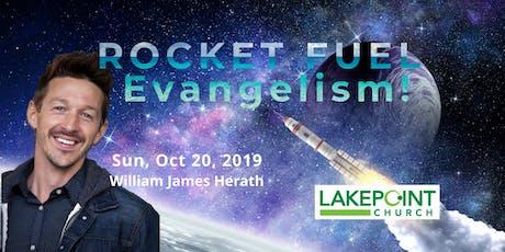 Rocket Fuel Evangelism tickets