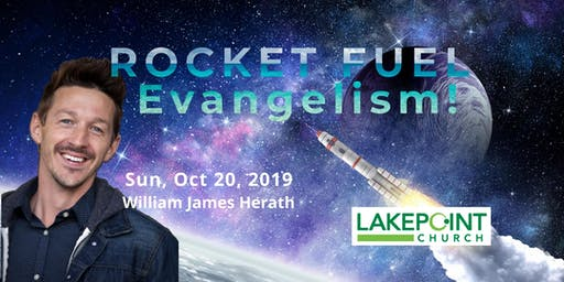Rocket Fuel Evangelism