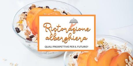 RISTORAZIONE ALBERGHIERA TOUR @ CERVIA MILANO MARITTIMA biglietti