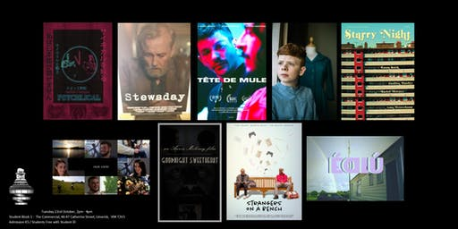 STUDENT SHORTS (1) CHOSEN DESTINATION