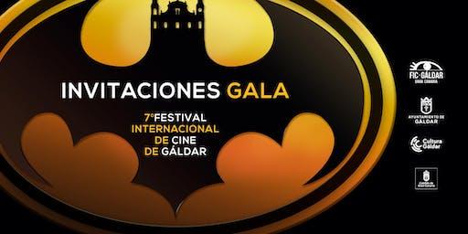 Gala del 7º Festival de Cine de Gáldar