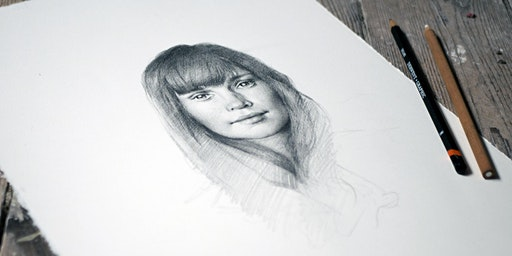 Sunday Portrait Drawing Sessions