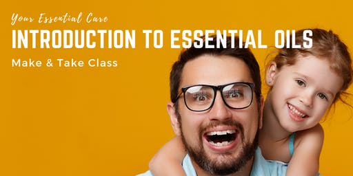 Introduction to Essential Oils, Make & Take Class - Glasgow