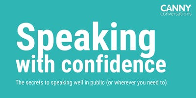 Speaking with confidence: the secrets to speaking well in public