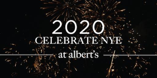 Albert's Standish NYE Party 2019/20