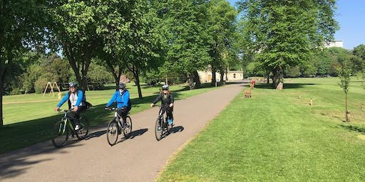 Cycle Falkirk Big Ride to Culross
