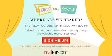 ECONOMY UPDATE! Where are we headed in our LOCAL Real Estate Market? tickets