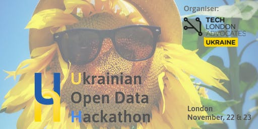 Ukrainian Open Data Hackathon