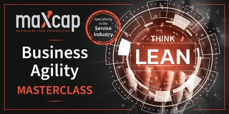 Business Agility MASTERCLASS tickets