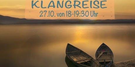 KLANGREISE- Entspannungsabend Tickets