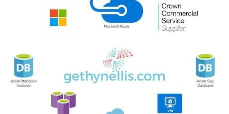 Microsoft Azure Fundamentals bilhetes