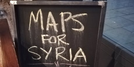 Maps for Syria: How Can We Use Open-source Maps to Save Property Right? tickets