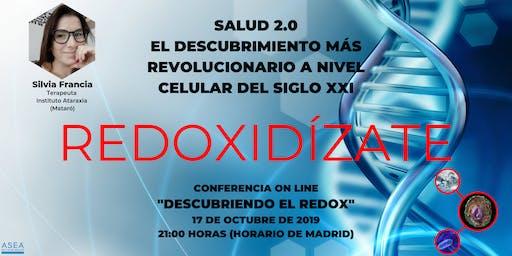 EL REDOX (SALUD 2.0), EL DESCUBRIMIENTO MÁS REVOLUCIONARIO DEL SIGLO XXI