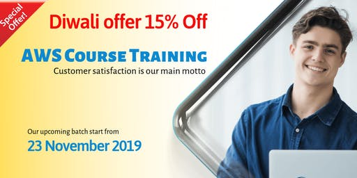 Get 15% Off On AWS Course Training in Gurgaon
