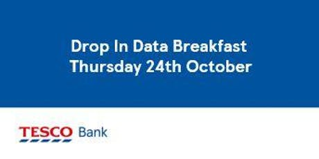 Drop In Breakfast - Data Recruitment tickets